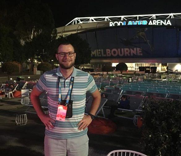 Saša Ozmo, sportski novinar: Bila mi je privilegija da gledam uživo Novaka u Melburnu