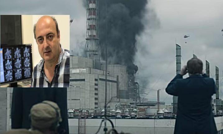 """Dr Aleksandar Ivković, radiolog: """"Kada kažem da ima manje od 50 žrtava nakon 33 godine od Černobila, ljudi me mrze"""""""