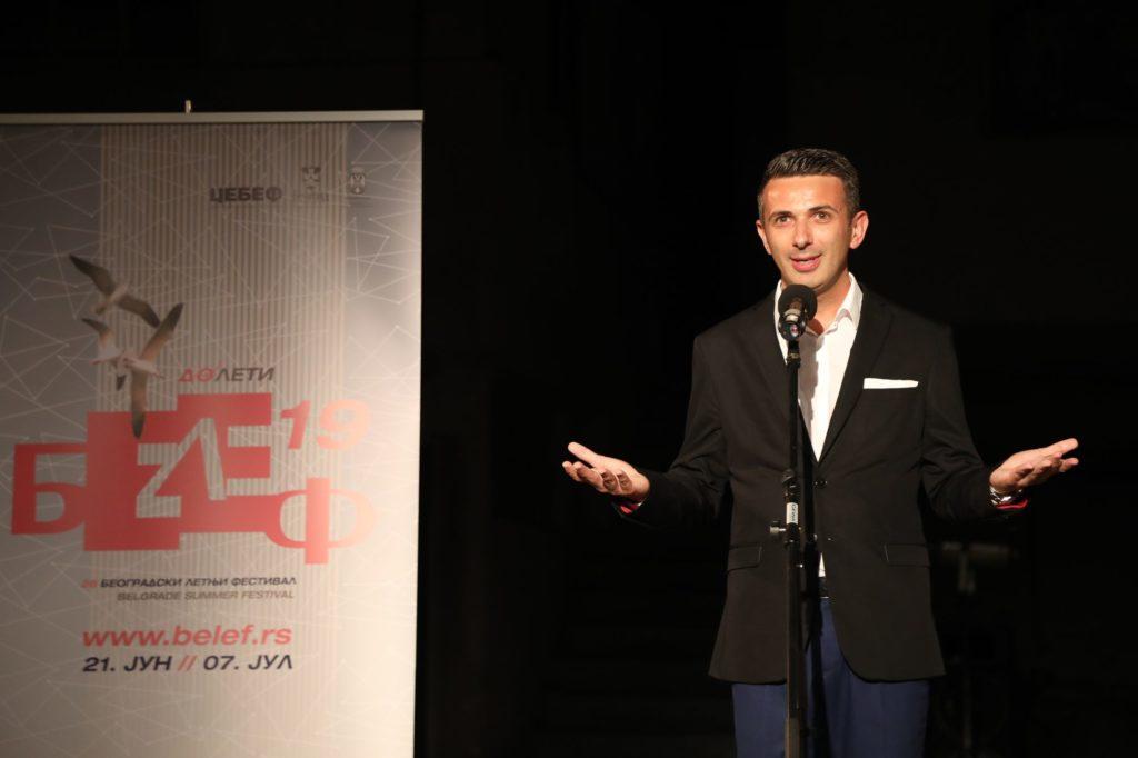 """Aleksandar Ilić, umetnički direktor BELEF-a: """"Ovaj festival zaslužuje svoj amfiteatar u Beogradu"""""""