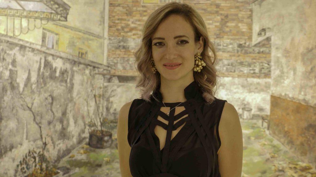 """Jelena Aranđelović, slikarka: """"Umetnost može da promeni sve"""""""