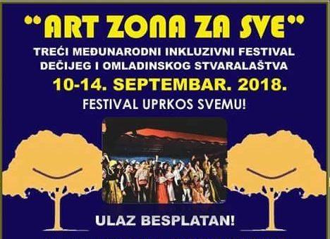 """""""Art Zona za sve"""" u Zaječaru: """"Pokazaćemo kako izgleda pravedan svet"""""""