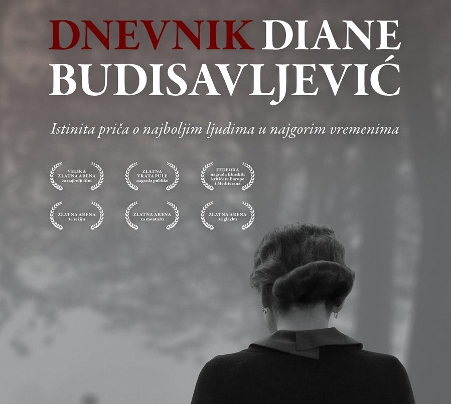 """Slobodna Zona: Zbog velikog interesovanja """"Dnevnik Diane Budisavljević"""" u još jednom terminu"""