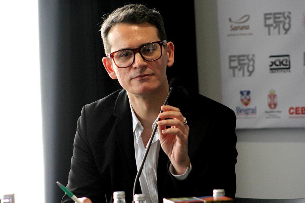 """Dragan Jovićević: """"Dobar film i čašica razgovora pravi su razlozi da dođete na FEST"""""""