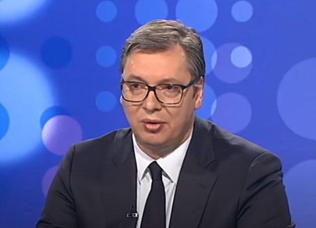 """Vučić: """"Sinoć smo bili svedoci brutalnog političkog nasilja"""""""
