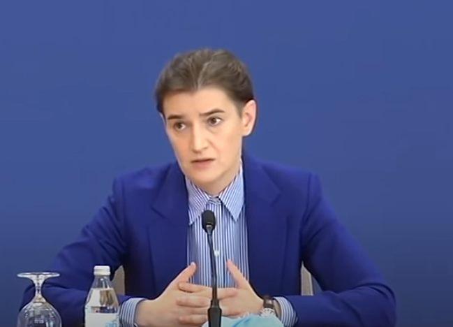 """Ana Brnabić: """"Niko u Srbiji nije preminuo zbog toga što nije bilo respiratora, to je strašna laž!"""""""