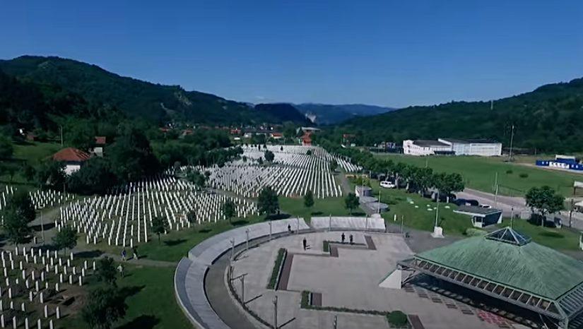 Obeležavanje 25. godina od genocida u Srebrenici