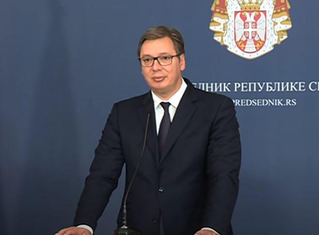 """Vučić objasnio NVO sektoru: """"Hajde da dignemo dreku da smo nezadovoljni"""""""