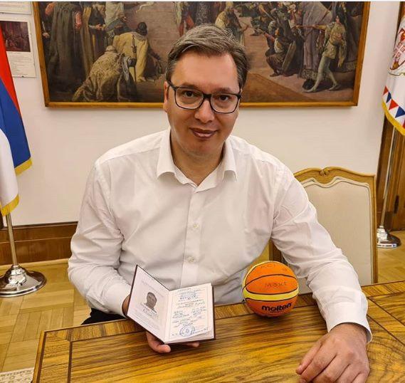 Predsednik Srbije živi svoje snove: Nakon politike odlazi u sportske trenere