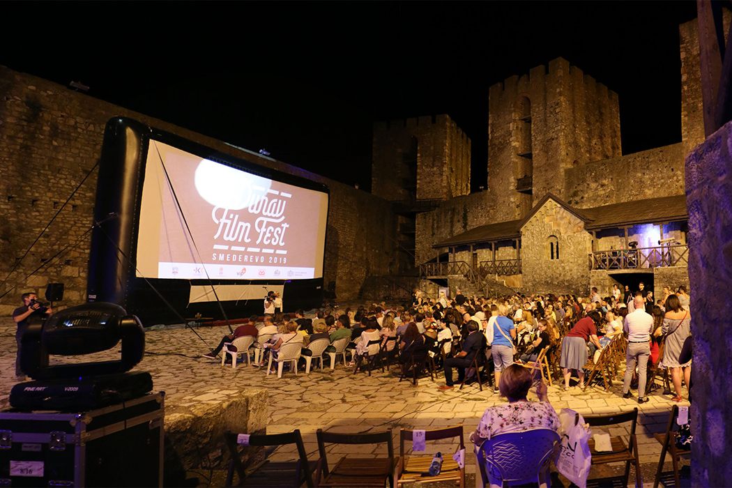Dunav Film Fest odložen za septembar zbog korona virusa