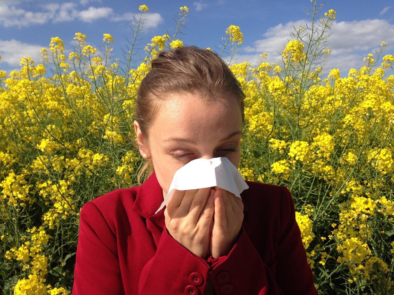 Besplatna mobilna aplikacija koja ukazuje na pojavu alergena