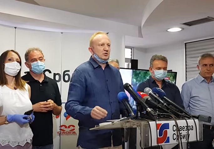 Nova politička snaga: Udružena opozicija Srbije (bez Dveri)
