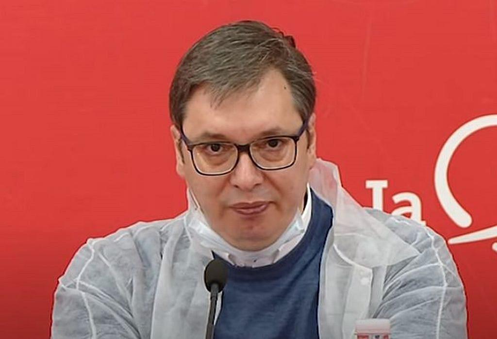 Istraživanje: Tokom vanrednog stanja usled korona virusa Vučić dominirao u medijima