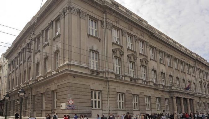 Nastavnici i saradnici Filološkog fakulteta  u Beogradu najavili protestnu šetnju