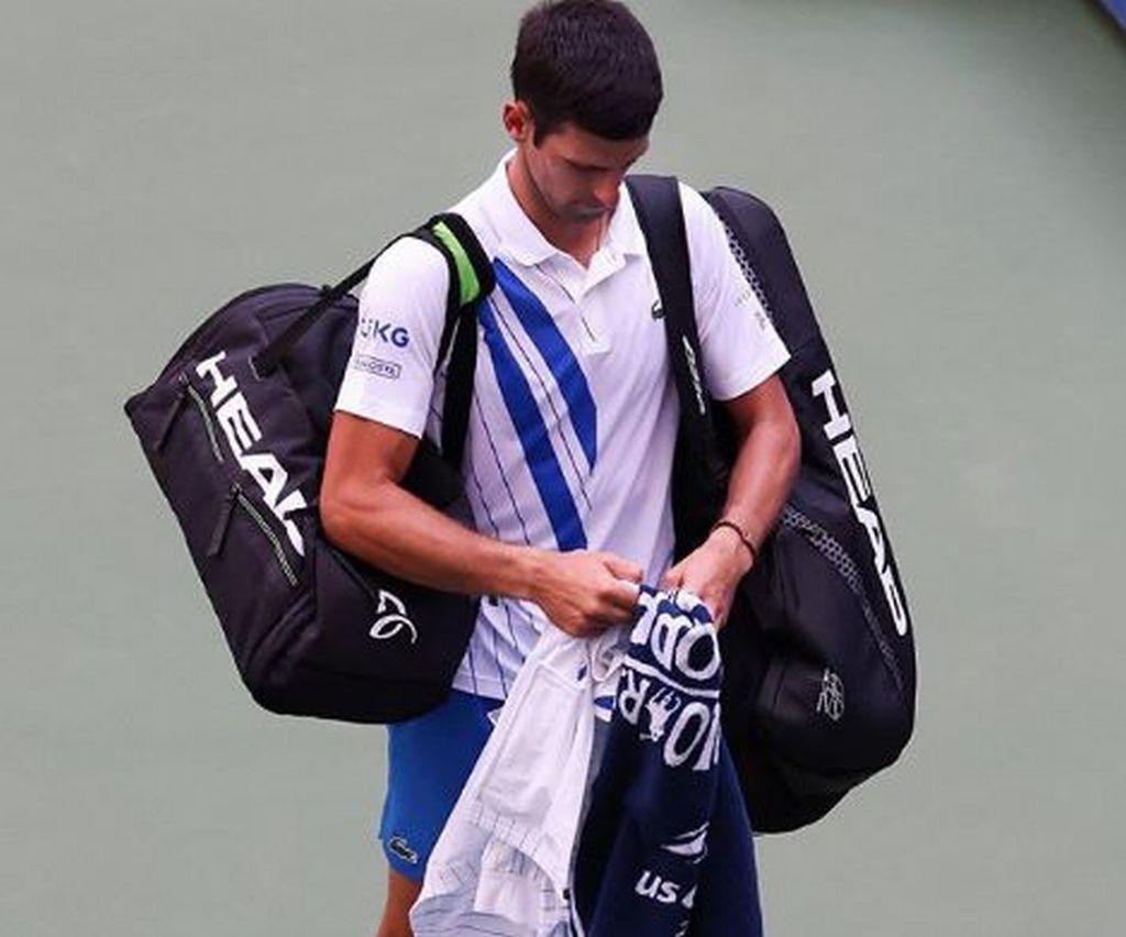 "Novak: ""Tužan sam i prazan"""