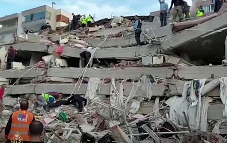 Zemljotres u Turskoj i Grčkoj: Broj žrtava raste, spasioci traže preživele
