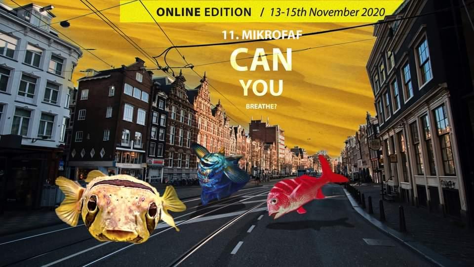 Onlajn festival kratkog filma: MikroFAF od 13. do 15. novembra
