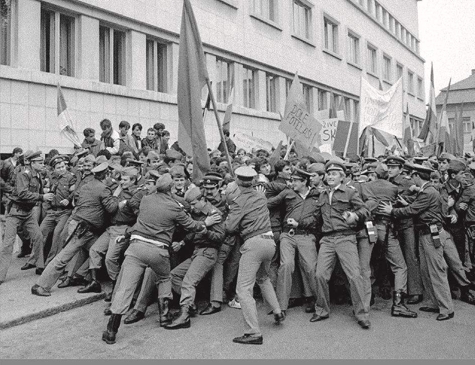 """""""Antibirokratska revolucija""""   o """"jugoslovenskom nesvakidašnjem autoritarizmu"""""""