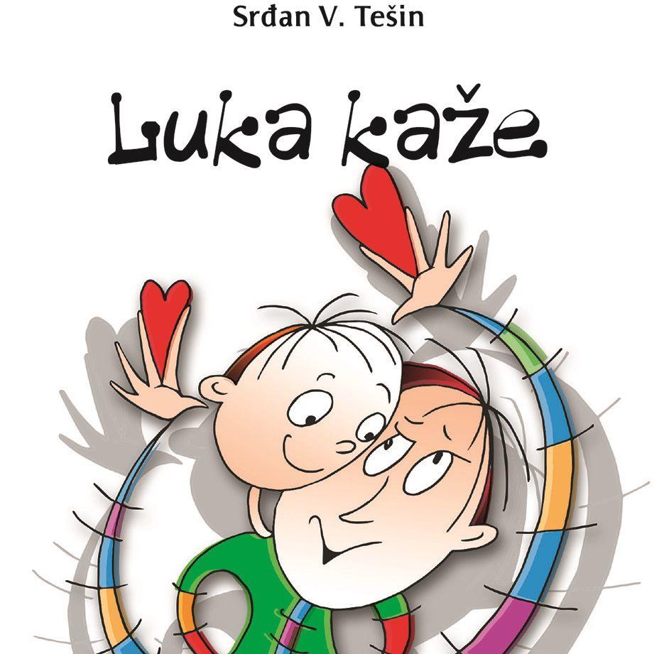 Knjiga za decu Srđana V. Tešina: Priče o zaguljenim odnosima oca i sina