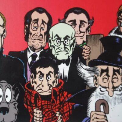 """Izložba čuvenih stripova  """"Alan Ford"""" u Muzeju Jugoslavije"""