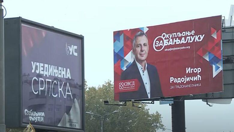 Dodik izgubio Banjaluku, opozicija proglasila pobedu i u Bijeljini