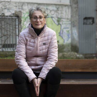 """Aida Ćorović: """"Srbija je raspolućena odavno, mi svoju neslobodu zalivamo kao najdragoceniju biljku"""""""
