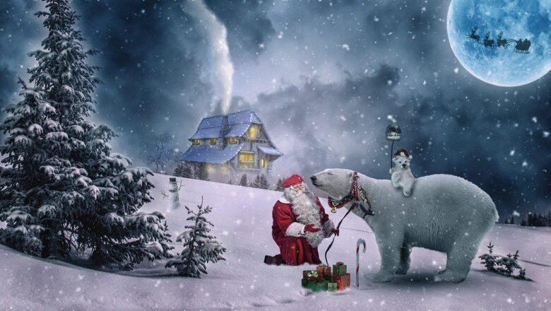 """SZO: """"Deda Mraz je primio vakcinu protiv korona virusa i deliće deci poklone"""""""