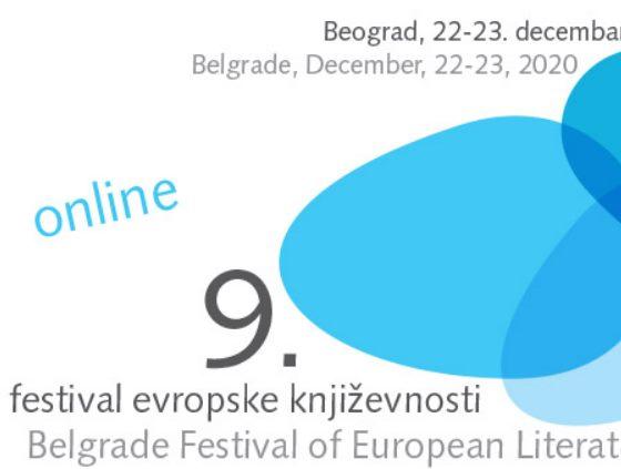 Onlajn izdanje Beogradskog festivala evropske književnosti