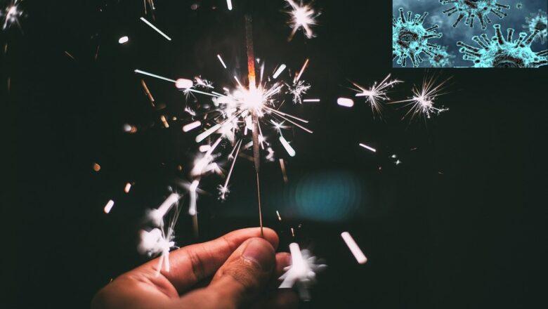Korona doček Nove godine: Biti ili ne biti?