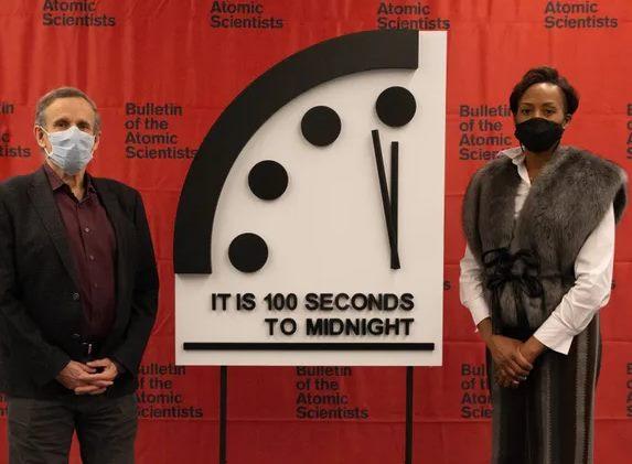 "BAS: ""Časovnik sudnjeg dana stao na 100 sekundi do kraja civilizacije"""