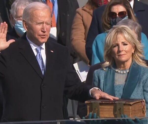 Inaugurisan: Džozef Bajden 46. predsednik SAD