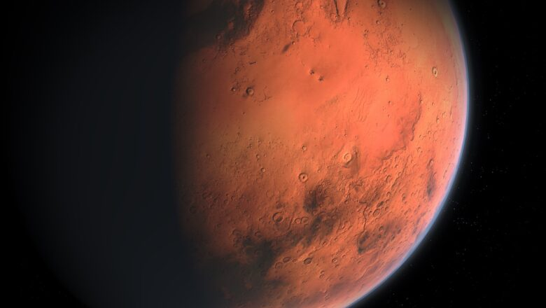 Nova otkrića o Marsu: Glečeri pod lupom veštačke inteligencije