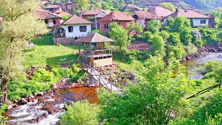 Vodopadi Stare planine (II deo): Zavodljiva igra vode i kamena