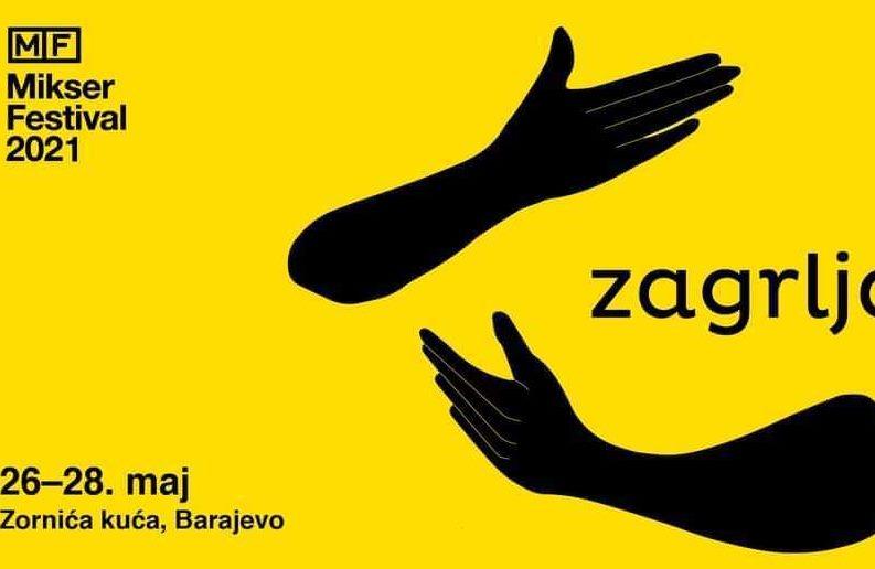 """Pod sloganom """"Zagrljaj"""" biće održan 12. Mikser festival"""