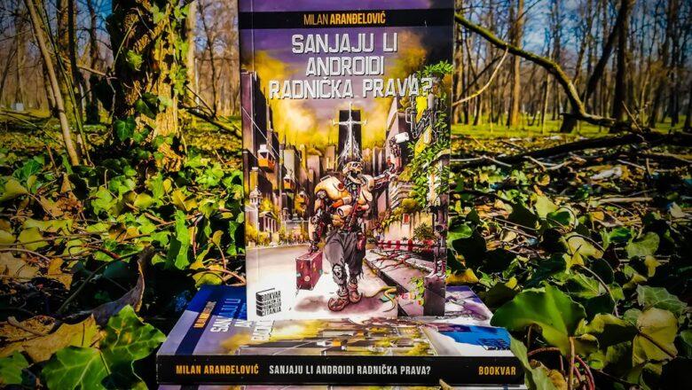 Novi uzbudljiv roman književnika Milana Aranđelovića
