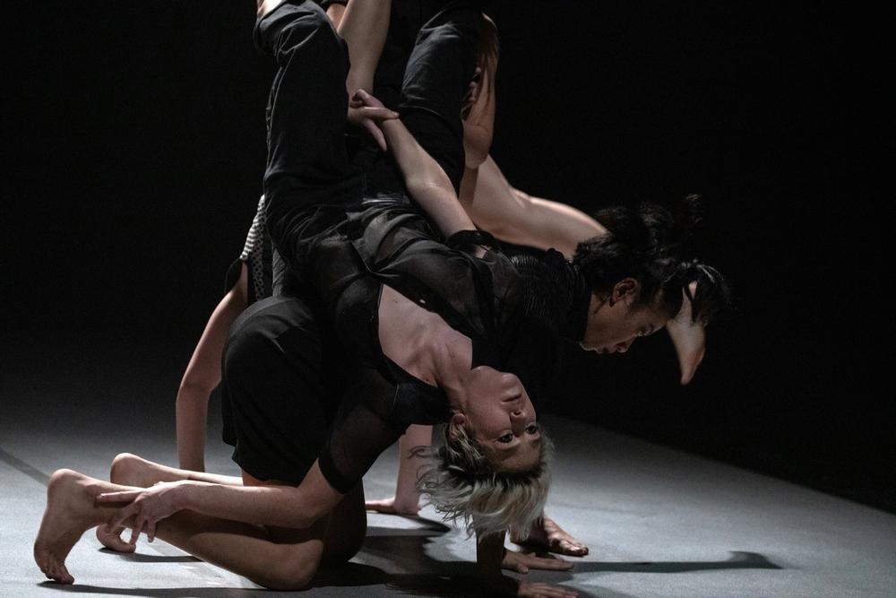 Gostovanje zagrebačkog plesnog ansambla Revel Revel u Bitef teatru