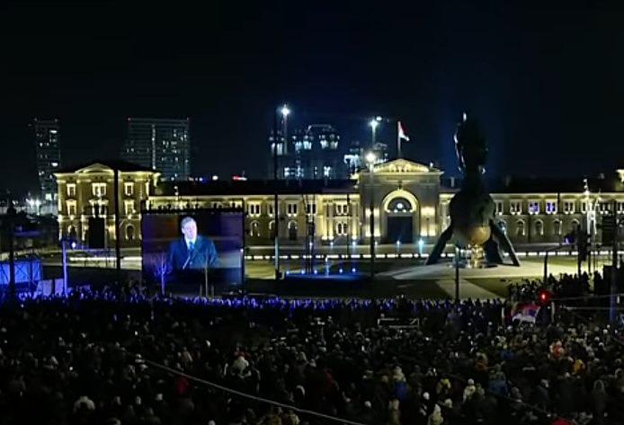 Vučića čuvalo 850 specijalaca zbog mogućeg atentata