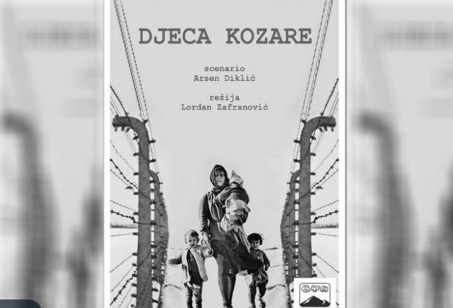 """Zafranović predstavio projekat """"Djeca Kozare"""""""