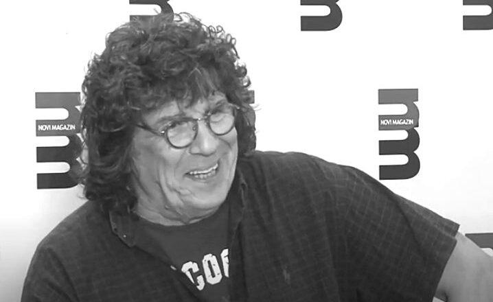 Preminuo bubnjar Dragoljub Đuričić