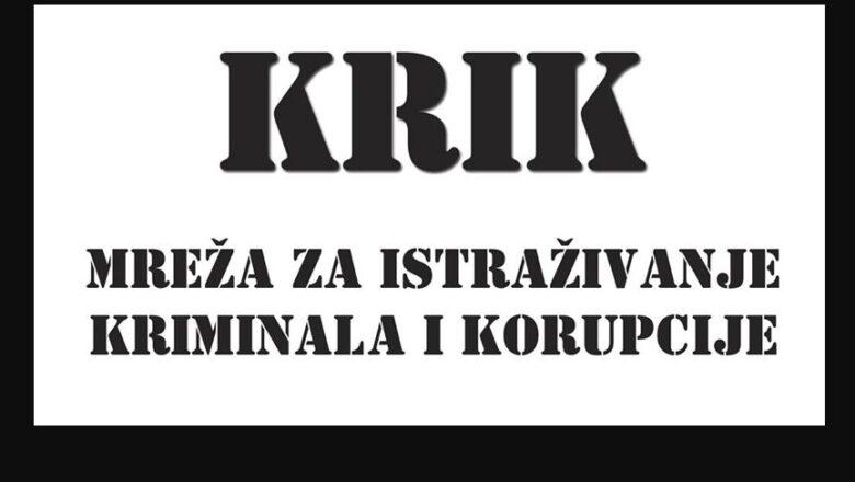 "Nagrada ""Katarina Preradović"" novinarki KRIK-a Dragani Pećo"
