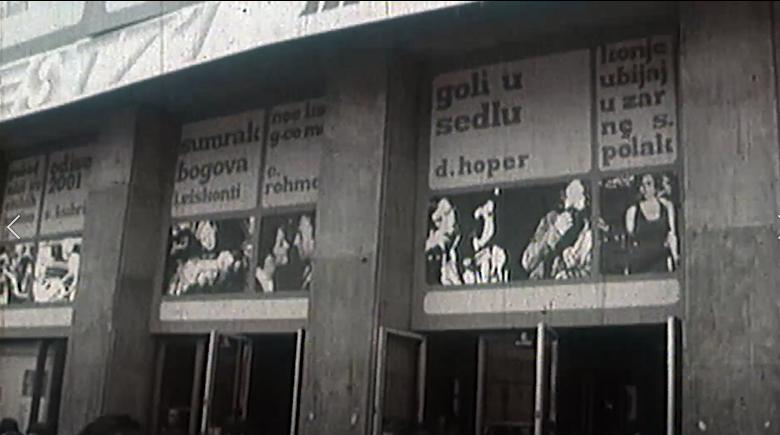 Rođenje FEST-a: Dvorana Doma sindikata, mesto gde je sve počelo