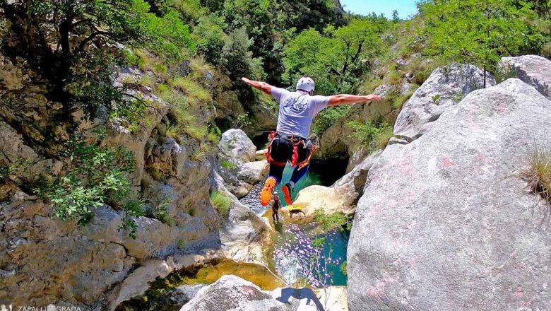 Kanjoning, vrhunska avantura samo za najhrabrije (I deo)