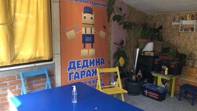 """""""Dedina garaža"""" organizuje kreativne radionice za decu sa poteškoćama u razvoju"""
