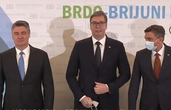 """Vučić: """"Srbija sada ne bi bila deo EU ni da je ispunila sve uslove"""""""
