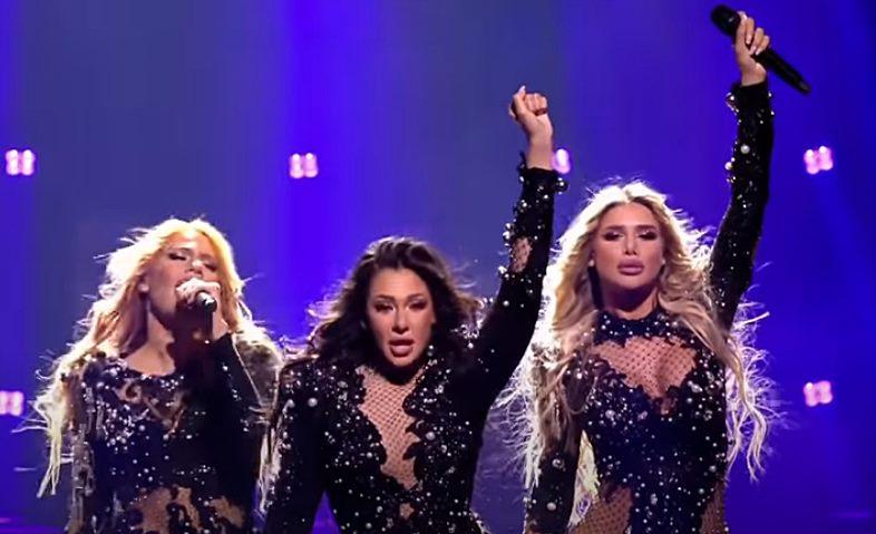 """Grupa """"Hurricane"""" moćnim nastupom u finalu Evrosonga"""
