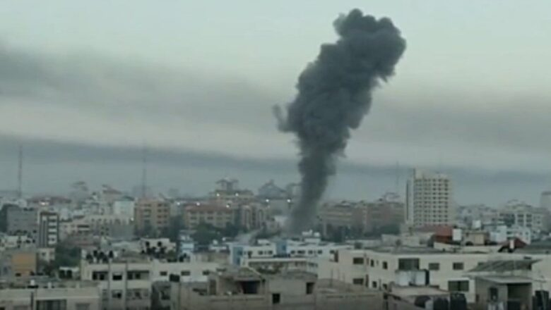 Sukobi Izraela i Palestine, desetine stradalih