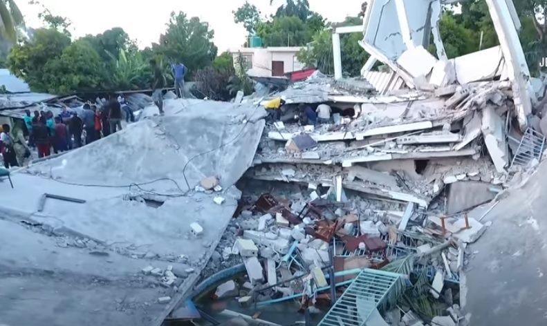 Broj žrtava zemljotresa na Haitiju raste